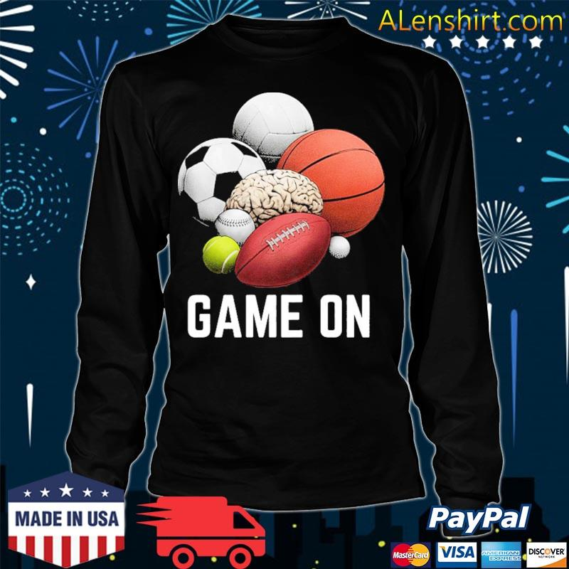 Game On I Play to Win s Long Sleeve