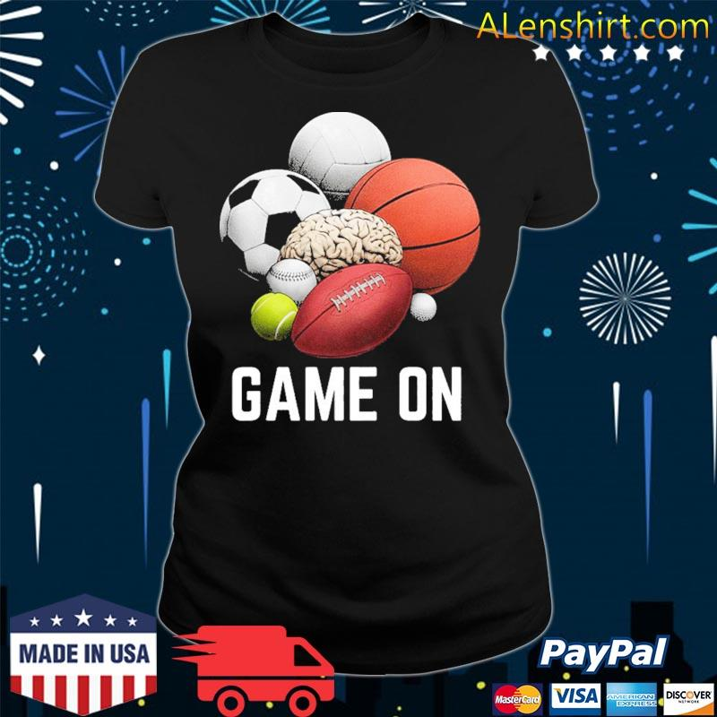 Game On I Play to Win s v-neck