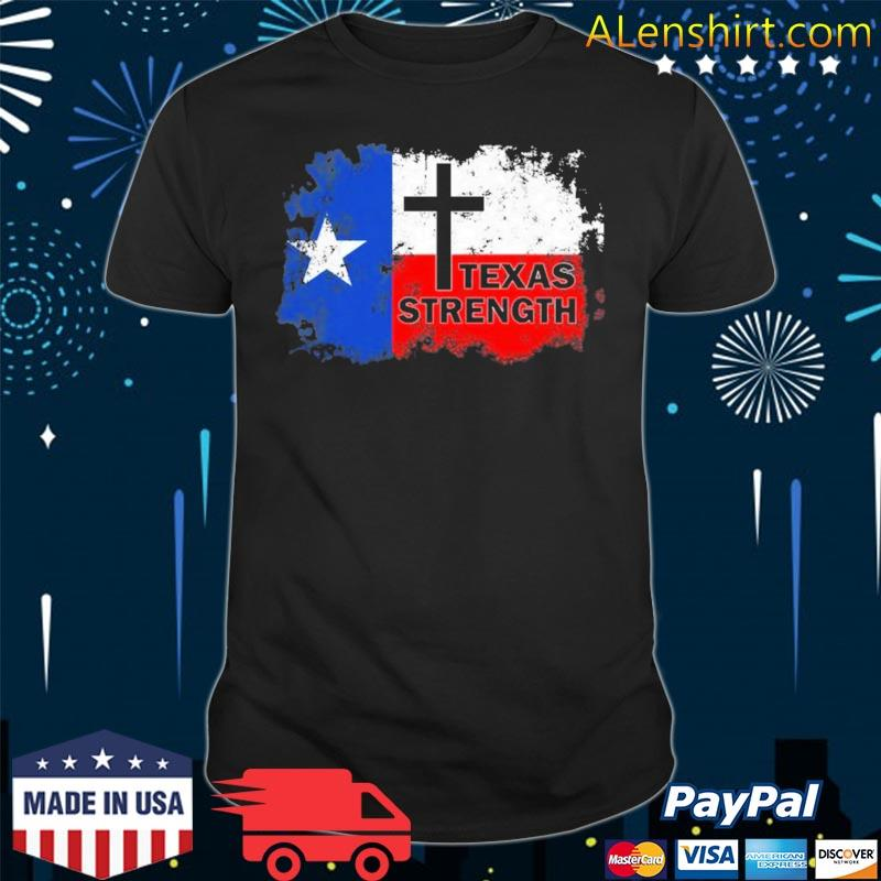 Texas Strength Shooting T-Shirt