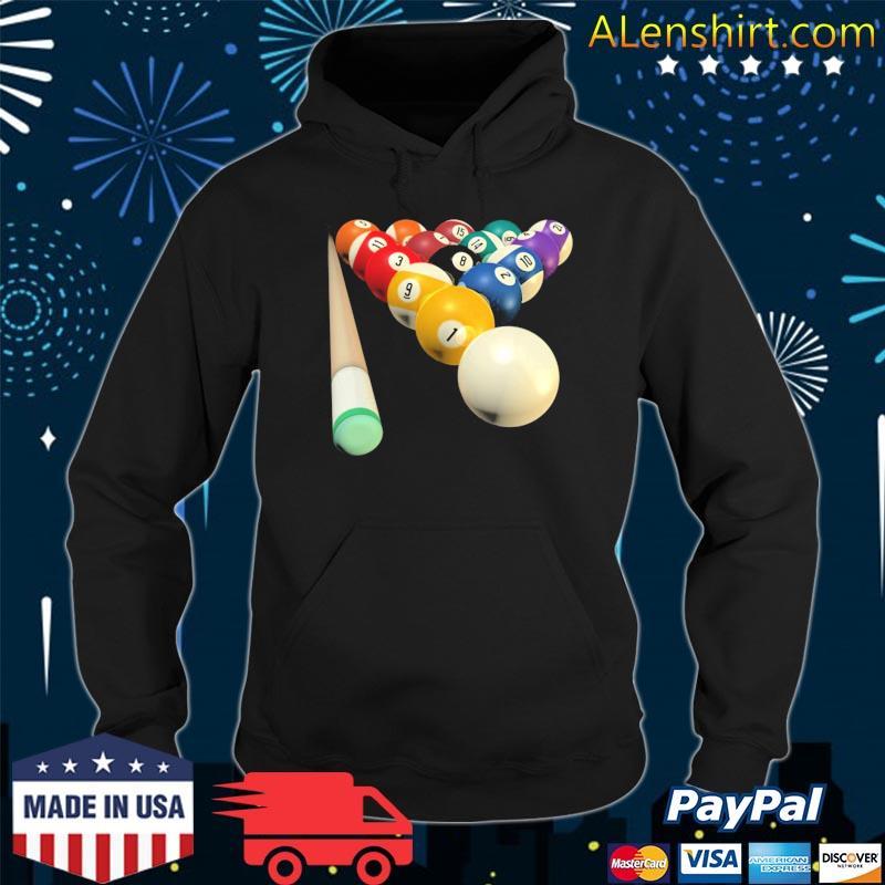 8ball pool team for bar league s Hoodie