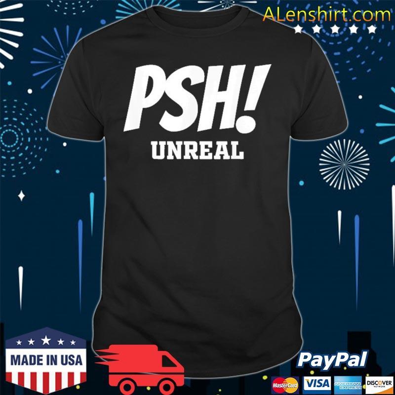 Psh for bassmasters or non fishing folk shirt