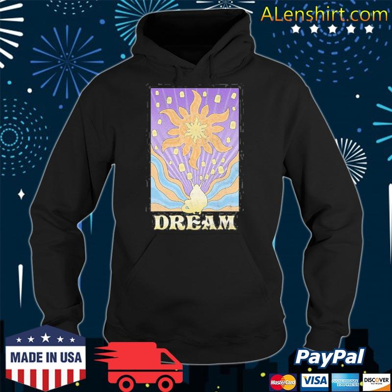 Tangled dream festival poster s hoodie