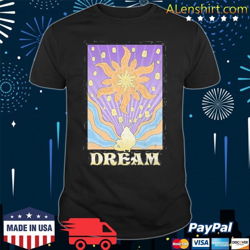 Tangled dream festival poster shirt