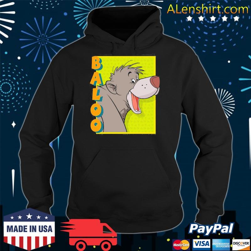 The jungle book baloo s hoodie