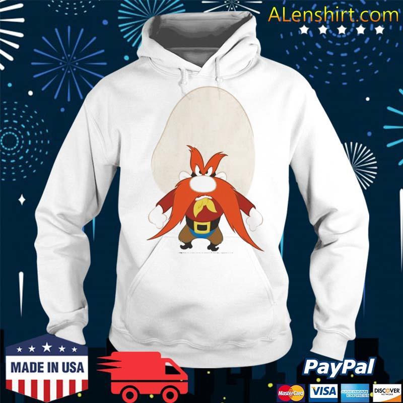 Looney Tunes Yosemite Sam Angry Portrait Shirt Hoodie