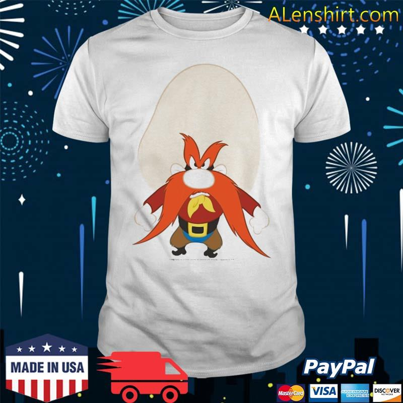 Looney Tunes Yosemite Sam Angry Portrait Shirt