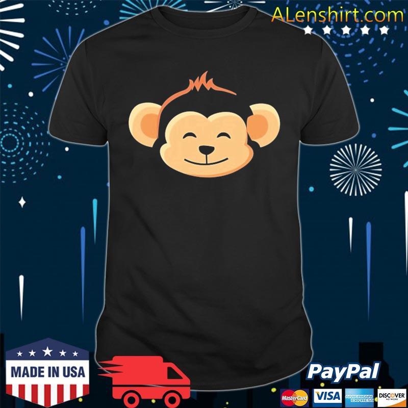 Monkey Costume For Kids Monkey Shirt