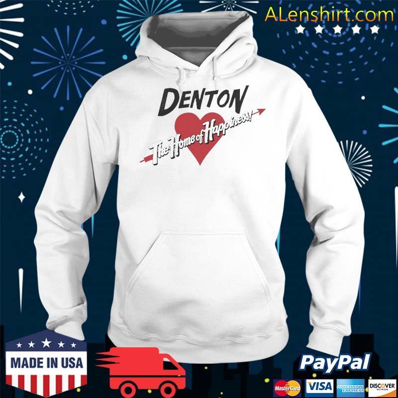 The Rocky Horror Picture Show Denton Arrow Through Heart Shirt Hoodie