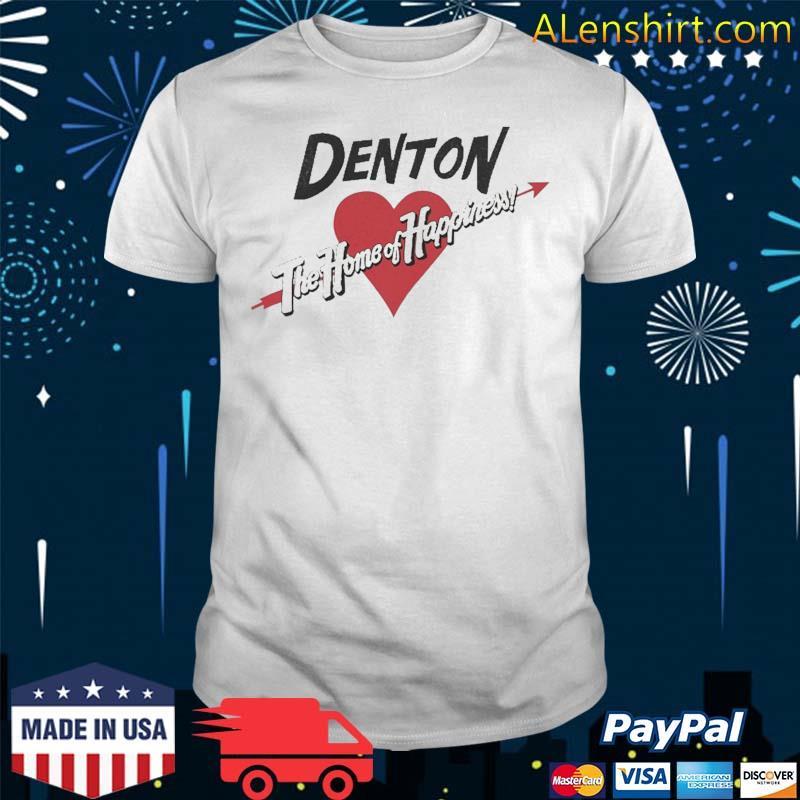 The Rocky Horror Picture Show Denton Arrow Through Heart Shirt