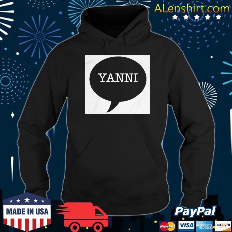 Yanni Or Laurel Trending Shirt Hoodie
