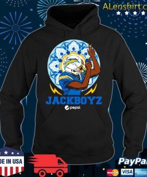 Jackboys Pepsi Los Angeles Chargers s Hoodie