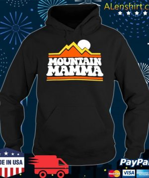Mountain Mamma Vintage s Hoodie